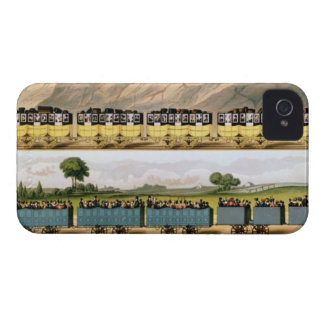 Traveling on the Liverpool and Manchester 2 Case-Mate iPhone 4 Case