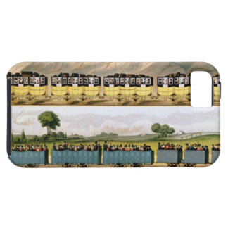 Traveling on the Liverpool and Manchester 2 iPhone 5 Case