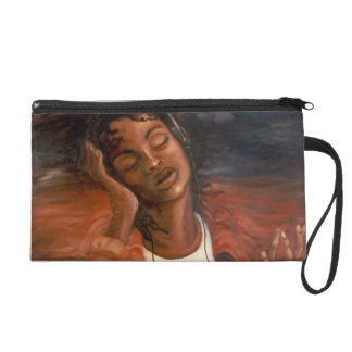 Traveling Without Moving detail purse