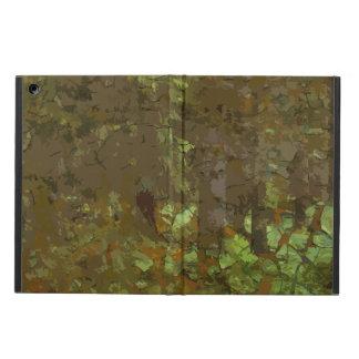 Travelled Estonian camoflage iPad Air Cover