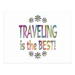 Travelling is the Best Post Cards