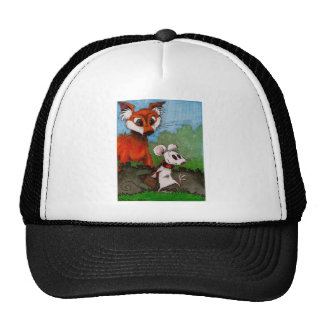 Travelling Mouse Cap