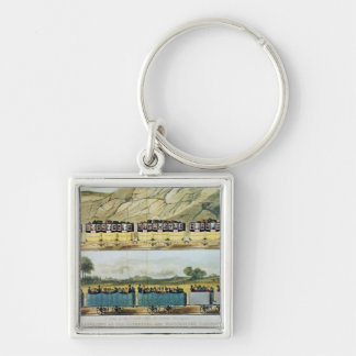 Travelling on the Liverpool and Manchester Key Ring