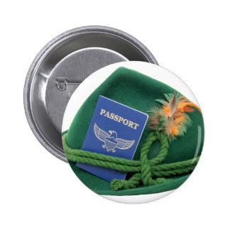 TravelsAbroad053109 6 Cm Round Badge