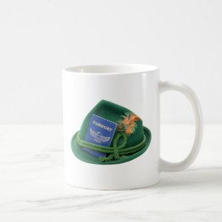 TravelsAbroad053109 Basic White Mug
