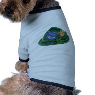 TravelsAbroad053109 Dog Tshirt