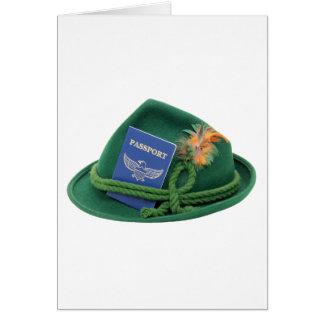 TravelsAbroad053109 Greeting Card