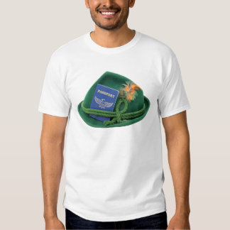 TravelsAbroad053109 Shirts