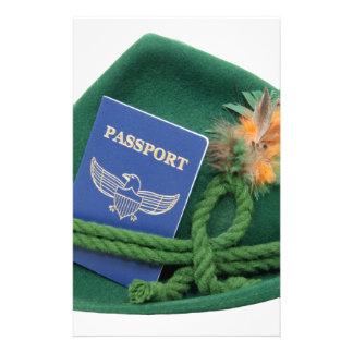 TravelsAbroad053109 Stationery