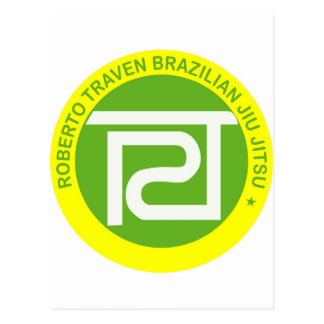 TRAVEN LOGO POSTCARD