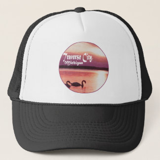 Traverse City, Michigan Trucker Hat