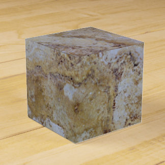 travertine limestone wedding favour boxes