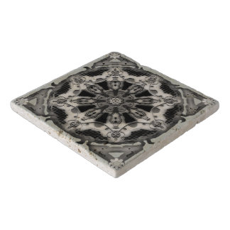 Travertine Stone Trivet