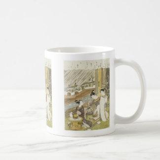 Travesty of Ono, Kokan, 1771 Mug