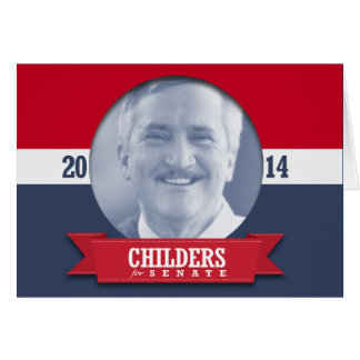 TRAVIS CHILDERS 2 - CAMPAIGN png Greeting Card