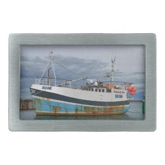 Trawler Galwad-Y-Mor Belt Buckle