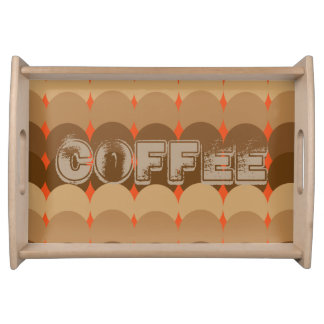 TRAY COFFEE BACKWARD