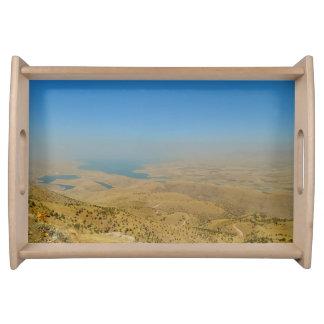 Tray Kurdish landscape
