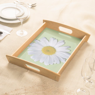 Tray - Serving - New Daisy on Sage