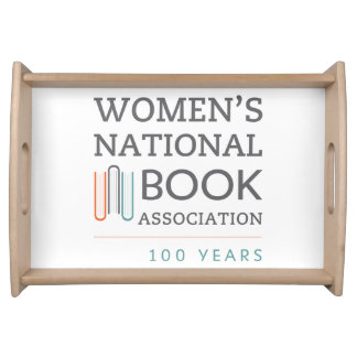 Tray with WNBA 100 years logo