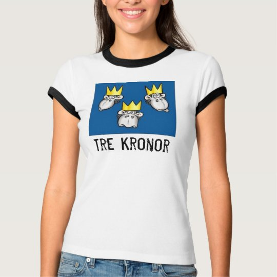 Tre Kronor Monkeys T-Shirt