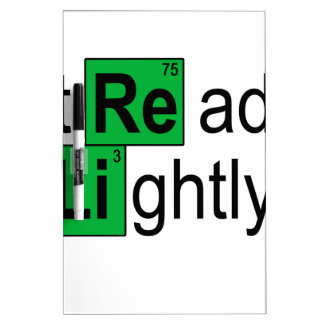 tread lightly T-Shirts.png Dry-Erase Board