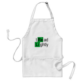 tread lightly T-Shirts.png Standard Apron