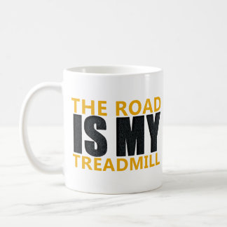 Treadmill Coffee Mugs
