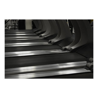 Treadmill Poster