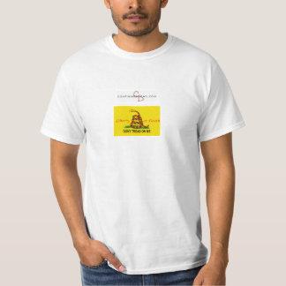 treadonme copy, cd-logo-wt shirt