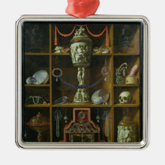 Treasure Chest, 1666 Christmas Ornament