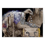 Treasure Chest Troll Greeting Cards