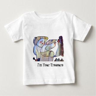 Treasure Hunters Baby T-Shirt