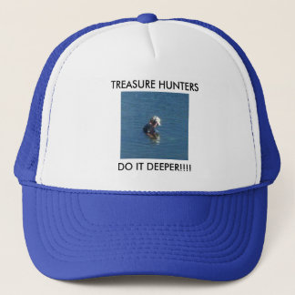 Treasure Hunters Do It Deeper Cap