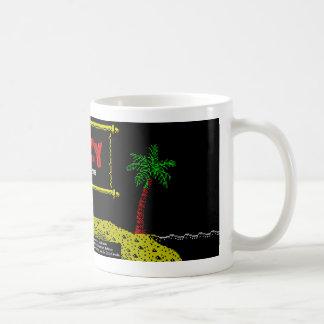 Treasure Island Dizzy TDF Mug