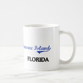 Treasure Island Florida City Classic Coffee Mug