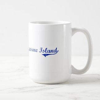 Treasure Island Florida Classic Design Mug