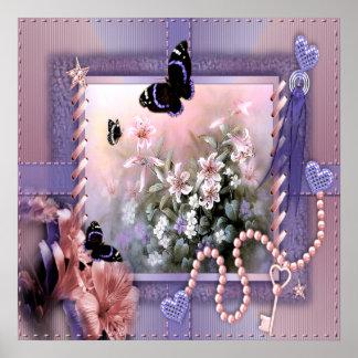 Treasured Memories - Poster