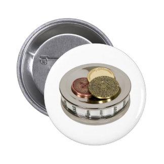 TreasureMirror110409 copy 6 Cm Round Badge
