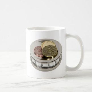 TreasureMirror110409 copy Basic White Mug