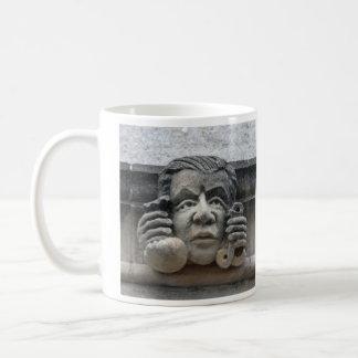 Treasurer's gargoyle mug
