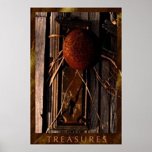 Treasures Print