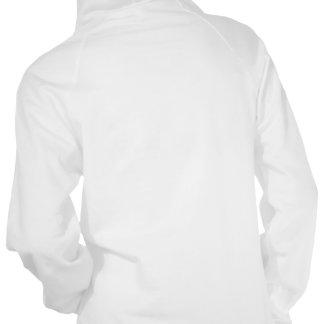 Treat me like an angel - take you to heaven hooded sweatshirt