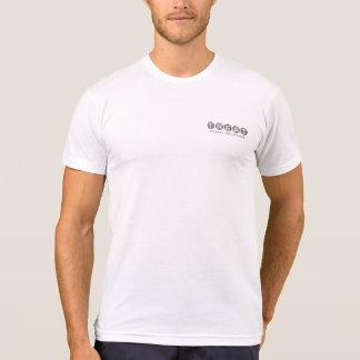 Treat PR Men's Shirt - Greyscale Logo