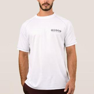 Treat PR Men's Tech Shirt - Greyscale