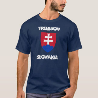 Trebisov, Slovakia with coat of arms T-Shirt