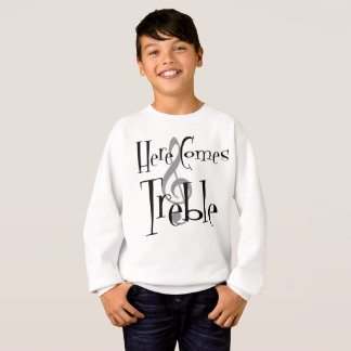 Treble Boy's Sweatshirt