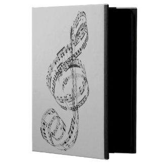 Treble Clef Cover For iPad Air