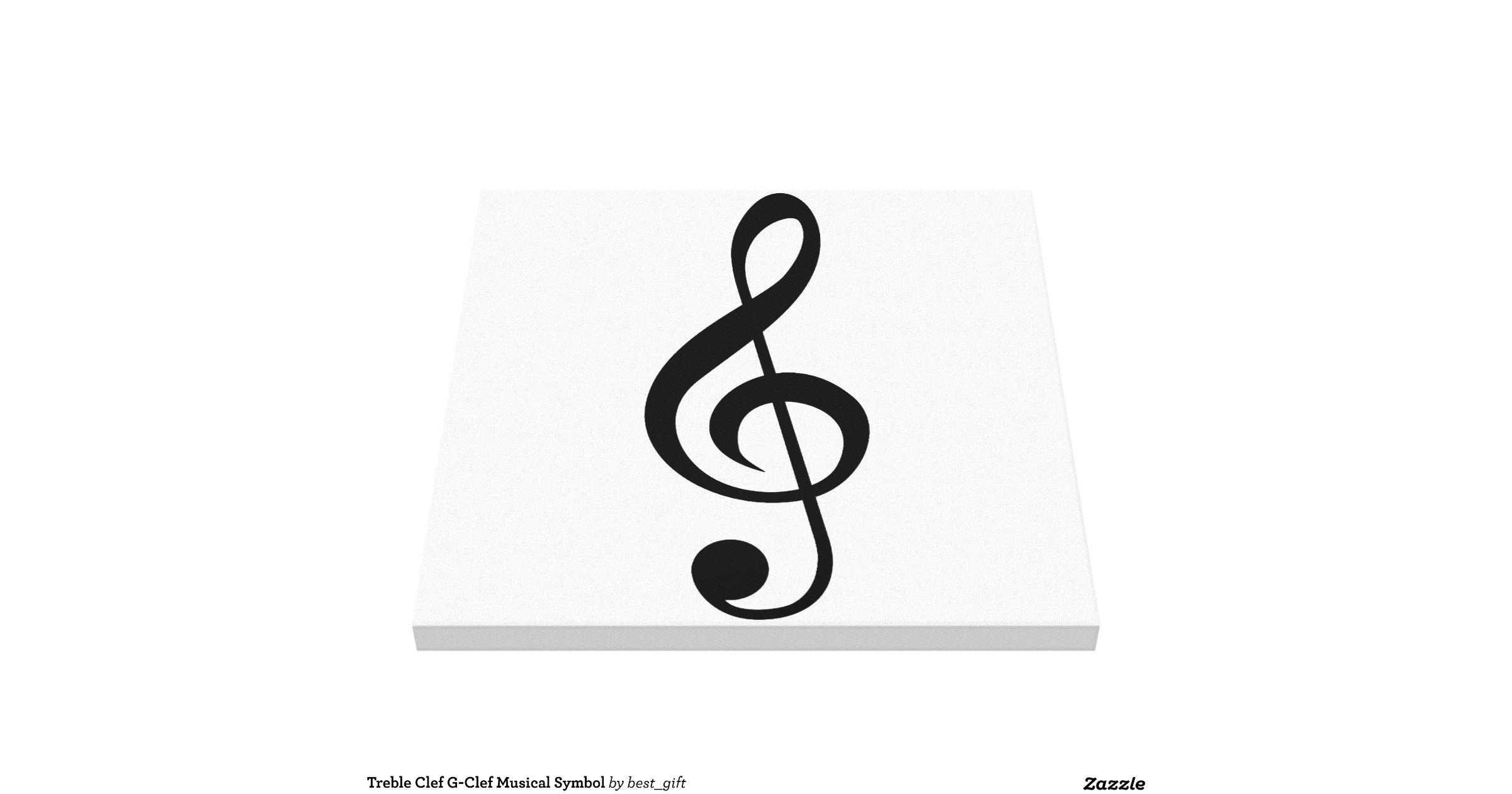 treble clef g