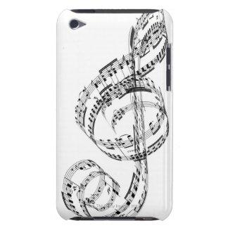 Treble Clef iPod Touch Case